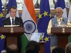 भारत- फ्रांस के बीच 14 समझौते, पीएम मोदी ने कहा- यह दो समर्थ देशों के बीच साझेदारी, संयुक्त बयान की खास बातें