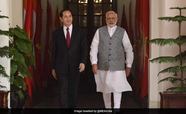 India, Vietnam Discuss Defence And Trade In Bilateral Meet
