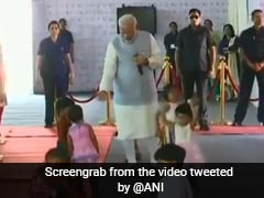 """Mothers-In-Law Should Take The Lead To Protect The Girl Child"": Prime Minister Narendra Modi"