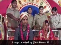 In Uttar Pradesh, Wedding In A Police Station As Cops Play Cupid For This Couple