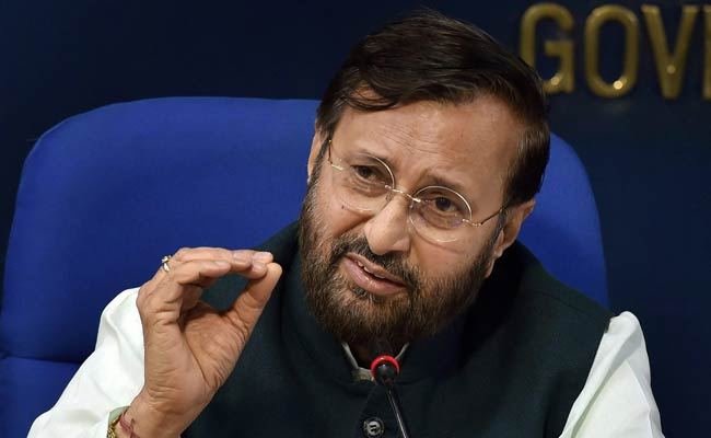 BJP Confident Of Winning Karnataka Trust Vote: Prakash Javadekar