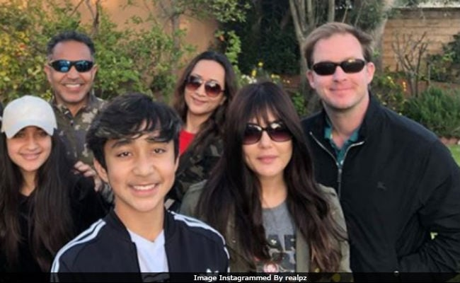 Inside Preity Zinta's Weekend With Husband Gene Goodenough And Family