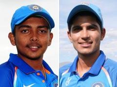 Deodhar Trophy: Under-19 वर्ल्ड कप के दोनों बड़े हीरो पहले मैच में हुए फेल