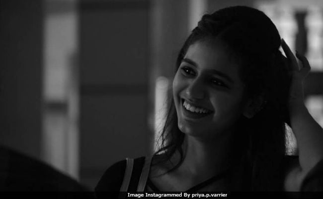 Priya Prakash Varrier Posts New Pic On Instagram. It's Viral Again