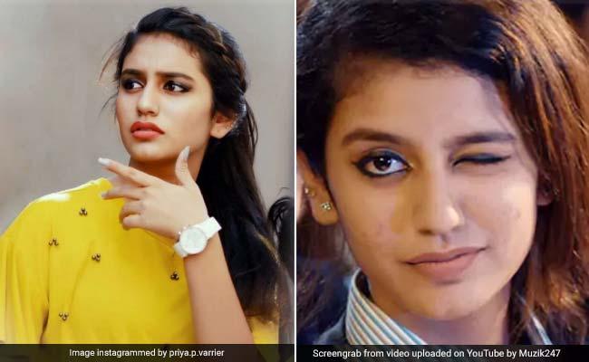 26 सेकंड के वीडियो से सनसनी बनीं Priya Prakash Varrier, एक फोटो के लेती हैं इतने लाख रु.