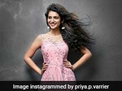 You Can Tell Priya Prakash Varrier Is Now A Bona Fide Star From This Post