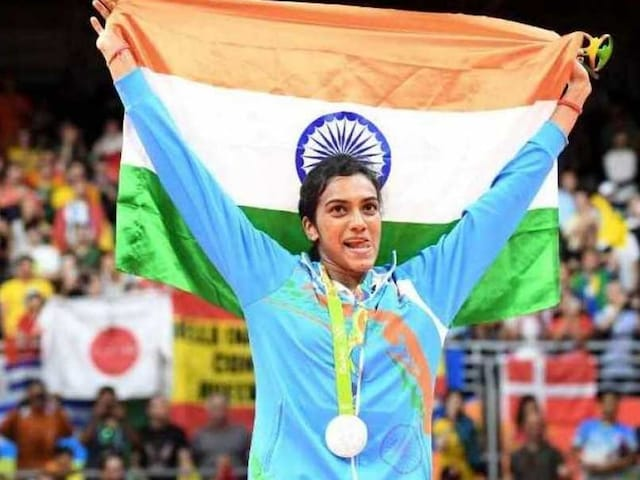 Commonwealth Games 2018: Badminton Star PV Sindhu To Be Indias Flag-Bearer