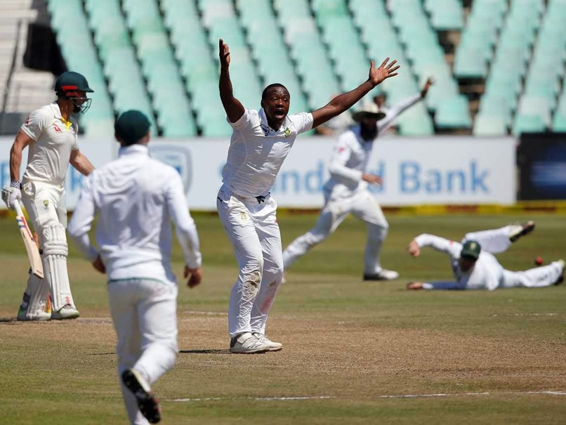 South Africa vs Australia: Kagiso Rabada Charged After Steve Smith Incident