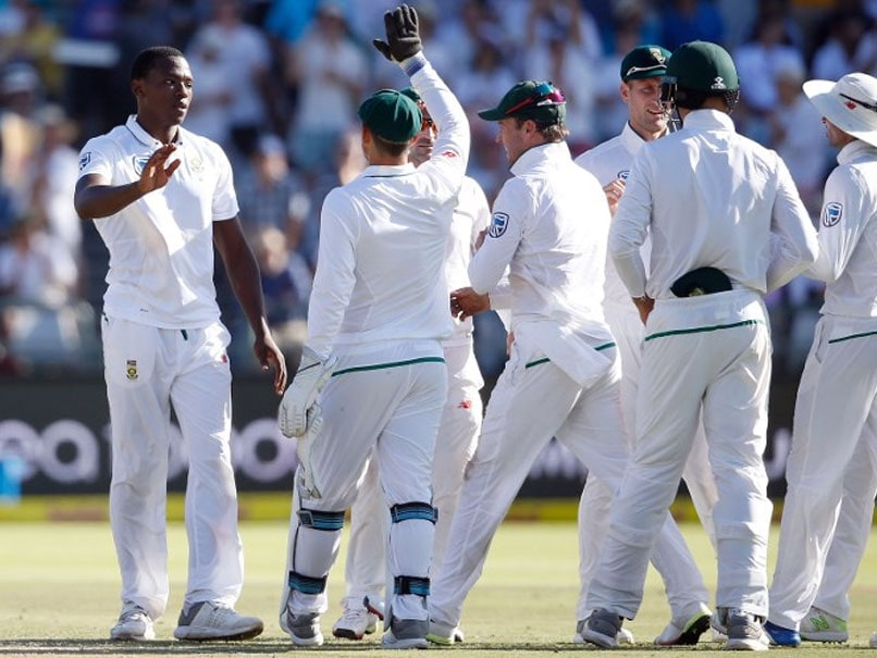 Morne Morkel Reaches 300 Test Wickets As South Africa Take Edge On Day 2