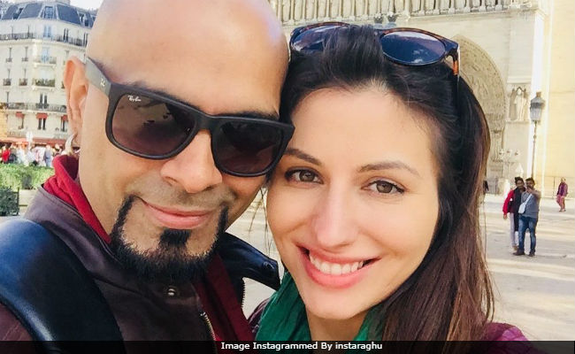 Raghu Ram Is In Love Again. Meet His Girlfriend Natalie Di Luccio