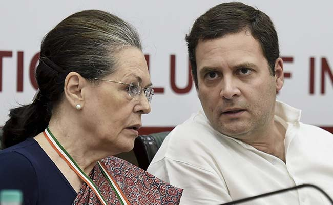 Highlights: Rahul Gandhi's Resignation Offer Unanimously Rejected, Says Congress
