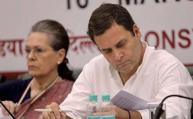 कांग्रेस अधिवेशन: राहुल गांधी को मिला CWC जिम्मा, अब करेंगे नई कार्यसमिति का गठन