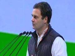 Unlike BJP, We Accept Mistakes, Will Be Back In 2019, Says Rahul Gandhi