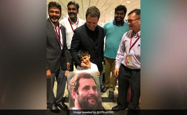 Some People Are Using Anger To Win Elections, Says Rahul Gandhi In Singapore: Highlights