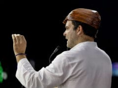 """I See It Like Indira Gandhi,"" Says Rahul On His Prime Directive"