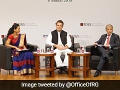 """Atmosphere Of Intimidation"": Rahul Gandhi's Attack On BJP In Singapore"
