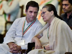 How Rahul Gandhi, Sonia Gandhi Reacted To Congress Surge In State Polls