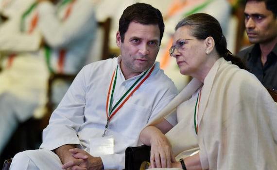 कांग्रेस का मोदी सरकार पर आरोप, अगस्ता वेस्टलैंड मामले में सोनिया गांधी को फंसाने की साजिश रची गई
