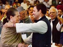 """<i>Dramebaazi</i>"": Sonia Gandhi's Scathing Attack On PM Modi At Congress Event"