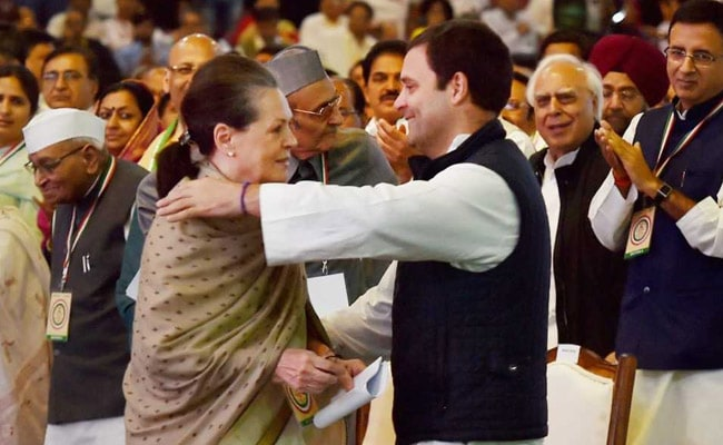 'Dramebaazi': Sonia Gandhi's Scathing Attack On PM Modi At Congress Event