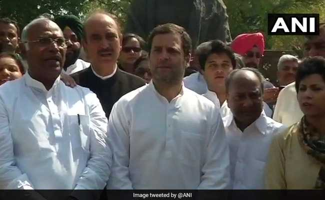BJP, Congress welcome single-phase Karnataka polls, JD-S terms it setback