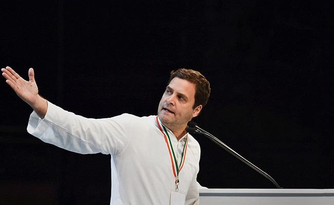 'नमो एप' : पीएम मोदी पर राहुल गांधी का तंज, 'मैं नरेंद्र मोदी आपका डेटा अमेरिकी कंपनियों को दे रहा हूं'