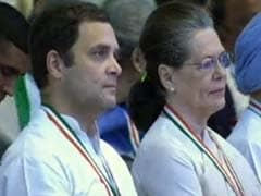 Sonia Gandhi To Lead Congress Foot-March In Delhi On October 2: Report