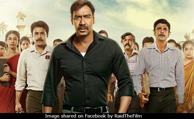 Raid Movie Review: Ajay Devgn's Brooding Presence Makes This Riveting Fare
