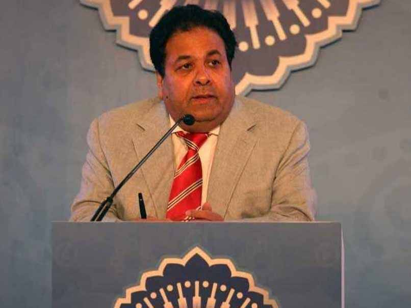 Rajeev Shukla Urges Government To Ensure Protection Of Indian Cricket Team