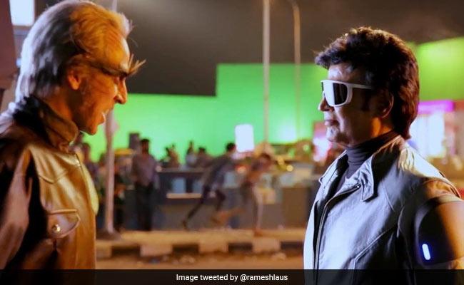 रजनीकांत-अक्षय की फिल्म '2.0' की आयी नई तस्वीर, सोशल मीडिया पर हुई वायरल