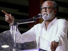 """There Is A Vacuum In Tamil Nadu Politics, So I Have Come In"", Says Rajinikanth"