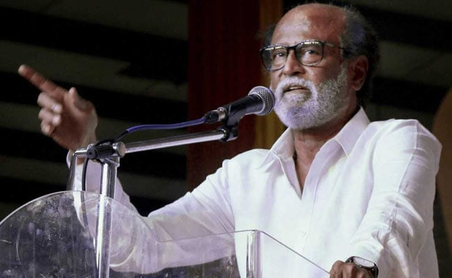 On Tamil New Year, Rajinikanth's Strong Message About Tamil Nadu's 'Struggle'