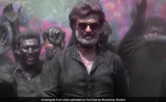 Rajinikanth's Kaala Teaser Released, 2 Million Views And Counting