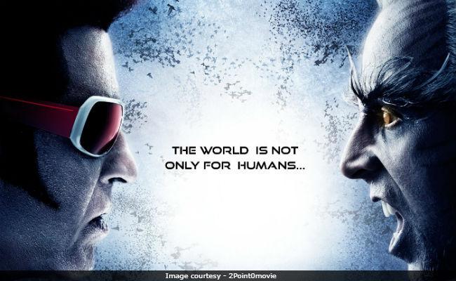 Akshay Kumar Starrer Robot 2.0!