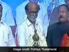 तमिलनाडु की राजनीति में फिलहाल 'शून्यता' की स्थिति : रजनीकांत