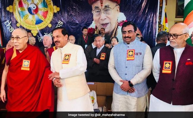 India Appreciates Desire Of Tibetans To Return To Motherland: Ram Madhav