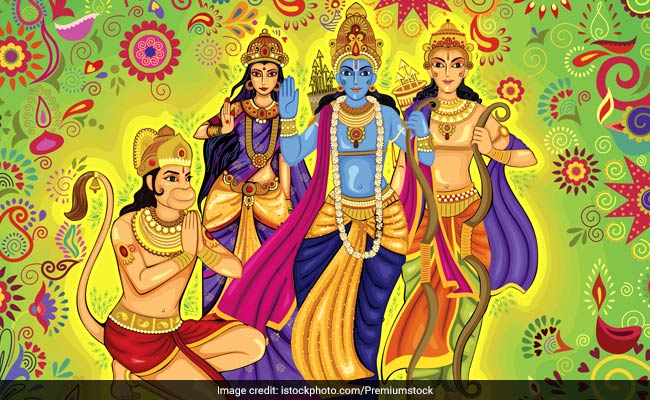 Calendar Ramnavmi : Ram navami when is why do we celebrate
