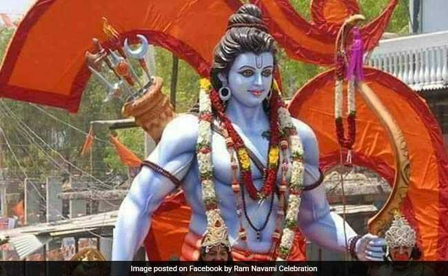 BJP's Ram Navami pandal vandalised in West Bengal, 4 injured