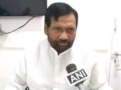 From Ally Ram Vilas Paswan, Advice For BJP On Urgent