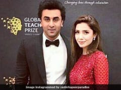 Mahira Khan And Ranbir Kapoor Trending Again. They Reportedly Met In London