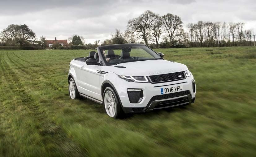 BlackBerry, Jaguar Land Rover collaborate on next-gen vehicles