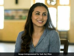 "Rani Mukerji On <i>Hichki</i>'s Success: ""Audience Celebrated Working Mothers"""