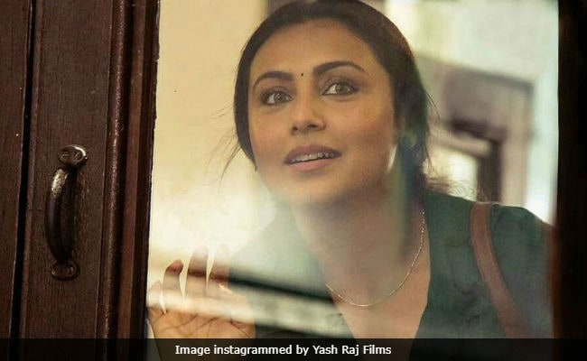 Today's Big Release: Rani Mukerji's Hichki