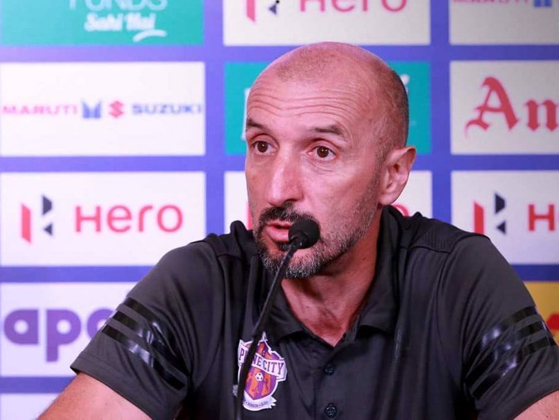 AIFF Suspends FC Pune City Coach Ranko Popovic