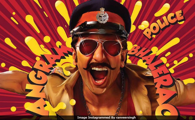 An Update About Ranveer Singh's Simmba