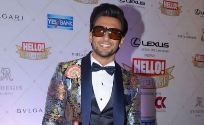 Ranveer Singh Feels 'Blessed' To Have Worked With Sanjay Leela Bhansali, Zoya Akhtar