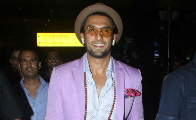 Ranveer Singh's Heroes Are Daniel Day-Lewis And Johnny Depp. Here's Why