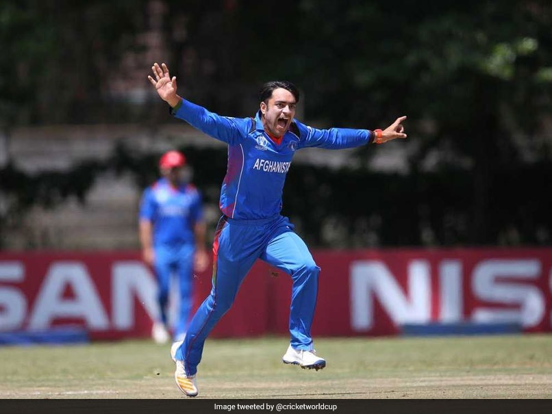 ICC World Cup Qualifier 2018: Rashid Khan