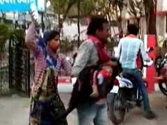 मध्य प्रदेश के रतलाम में एंबुलेंस नहीं होने की वजह से गई मासूम की जान