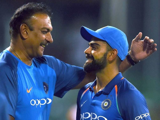 Virat Kohli Reminds Me Of Imran Khan, Says India Coach Ravi Shastri